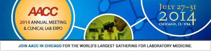 AACC Annual Meeting & Clinical Lab Expo